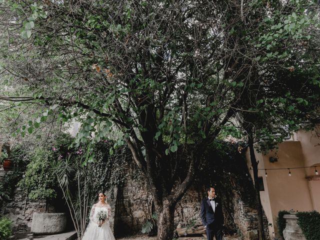 La boda de Fernando y Adriana en Guanajuato, Guanajuato 80