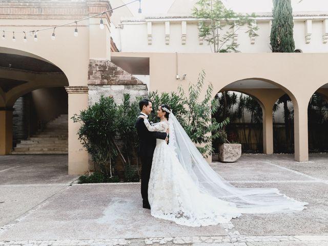 La boda de Fernando y Adriana en Guanajuato, Guanajuato 81
