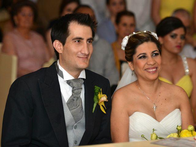 La boda de Grisel y Eric