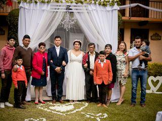 La boda de Miriam y Mario