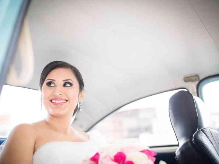 La boda de Alma y Hector