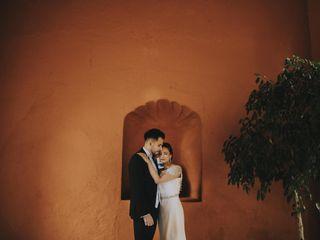 La boda de Gladys y José Eduardo