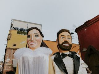 La boda de Paola y Coco 1