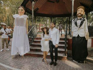 La boda de Paola y Coco 2