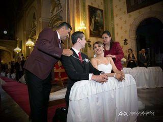 La boda de Mary Luz  y Salvador  3