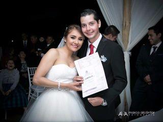 La boda de Mary Luz  y Salvador