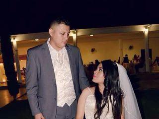 La boda de Verónica y  Ángel  1