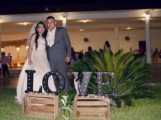 La boda de Verónica y  Ángel  2
