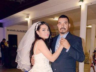 La boda de Verónica y  Ángel  3