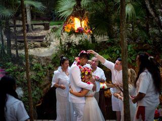 La boda de Vicky y Chris 3