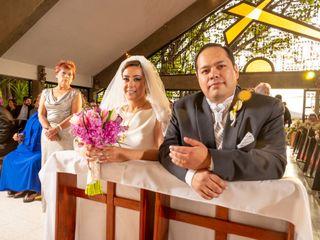 La boda de Graciela y Omar
