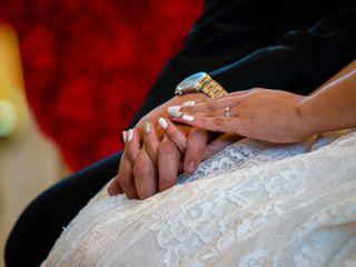La boda de Estefanía  y Gustavo  1