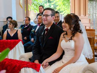 La boda de Estefanía  y Gustavo  2