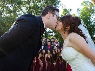 La boda de Estefanía  y Gustavo