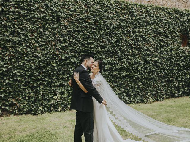 La boda de José Eduardo y Gladys en El Marqués, Querétaro 17