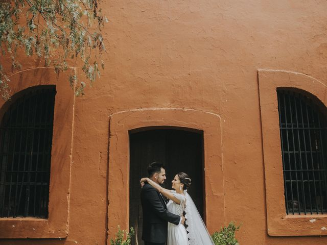 La boda de José Eduardo y Gladys en El Marqués, Querétaro 20