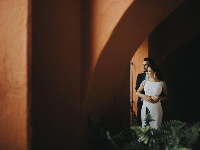 La boda de José Eduardo y Gladys en El Marqués, Querétaro 2