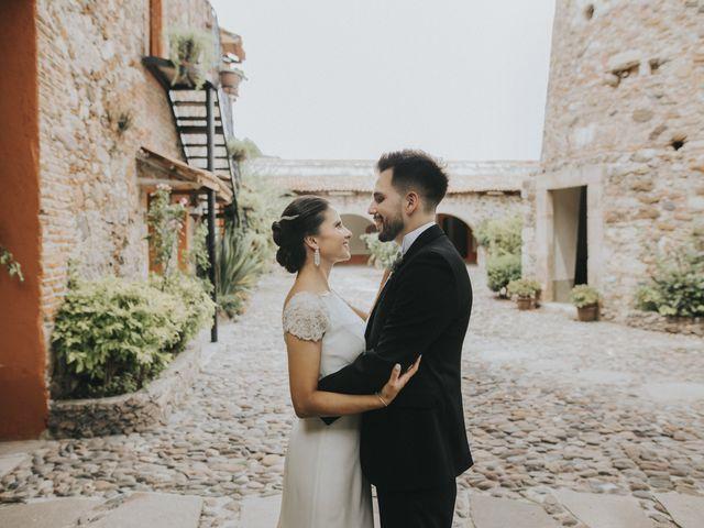 La boda de José Eduardo y Gladys en El Marqués, Querétaro 26