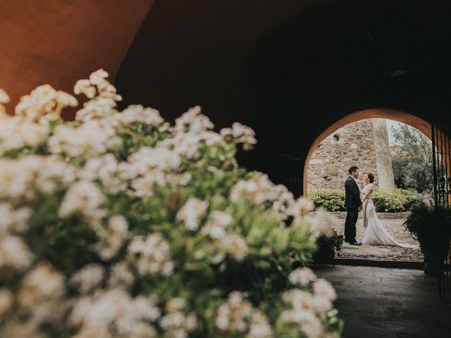 La boda de José Eduardo y Gladys en El Marqués, Querétaro 28