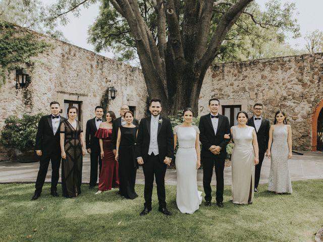 La boda de José Eduardo y Gladys en El Marqués, Querétaro 29