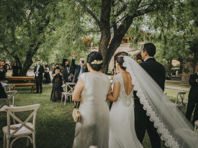La boda de José Eduardo y Gladys en El Marqués, Querétaro 30