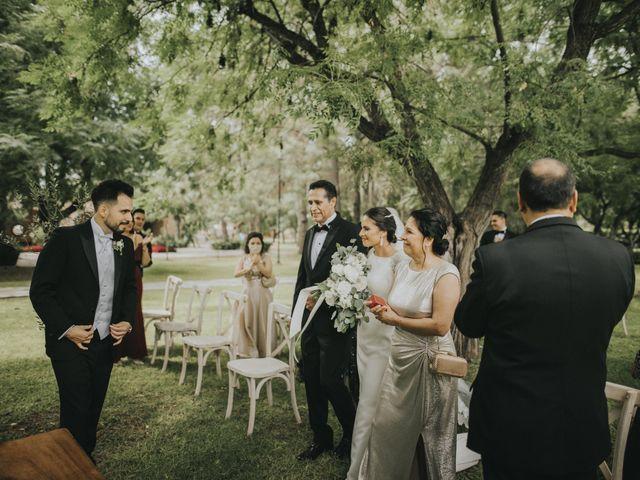La boda de José Eduardo y Gladys en El Marqués, Querétaro 31