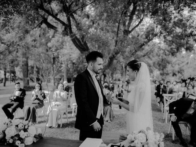La boda de José Eduardo y Gladys en El Marqués, Querétaro 33