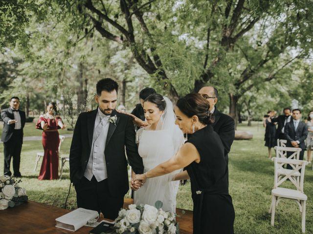 La boda de José Eduardo y Gladys en El Marqués, Querétaro 34