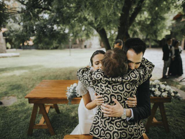 La boda de José Eduardo y Gladys en El Marqués, Querétaro 35