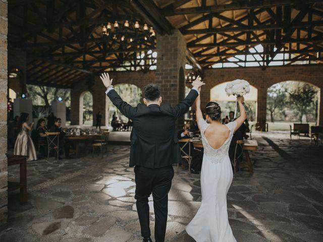 La boda de José Eduardo y Gladys en El Marqués, Querétaro 41