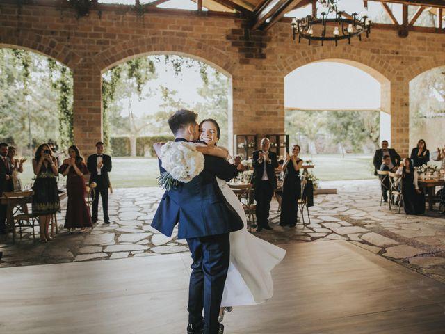 La boda de José Eduardo y Gladys en El Marqués, Querétaro 42
