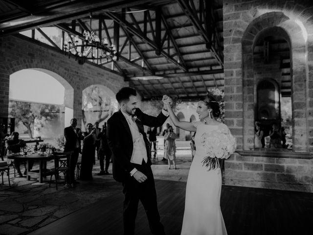 La boda de José Eduardo y Gladys en El Marqués, Querétaro 43
