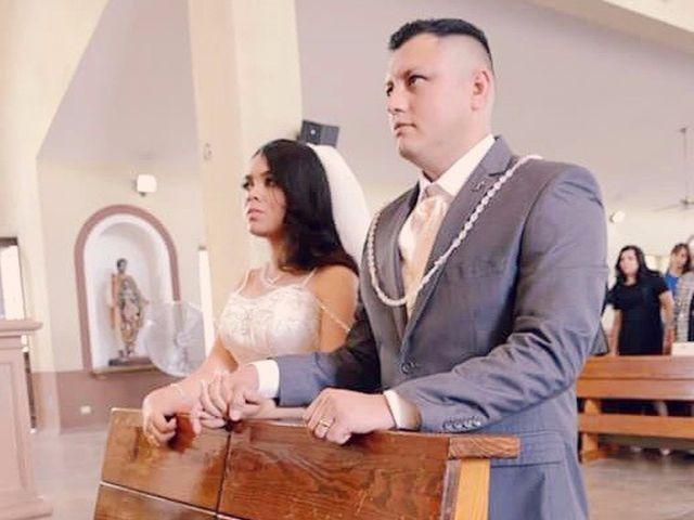 La boda de Verónica y  Ángel