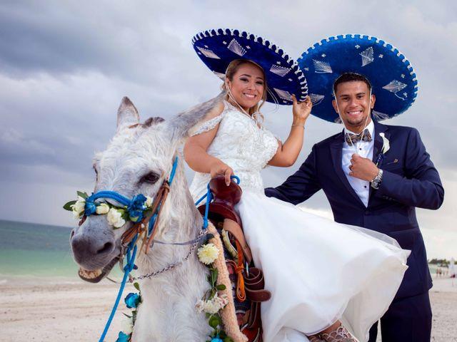 La boda de Vicky y Chris