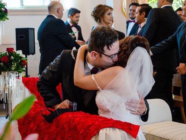 La boda de Gustavo  y Estefanía  en Lerdo, Durango 4