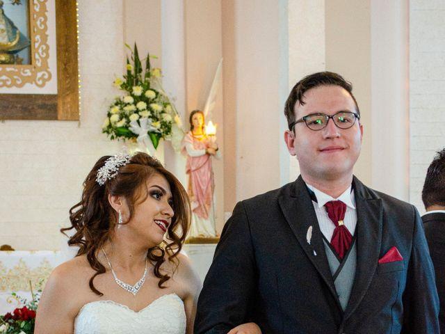 La boda de Gustavo  y Estefanía  en Lerdo, Durango 6