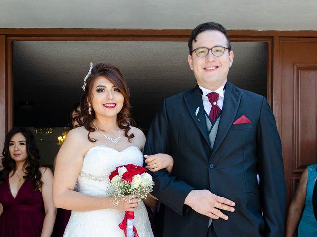 La boda de Gustavo  y Estefanía  en Lerdo, Durango 7