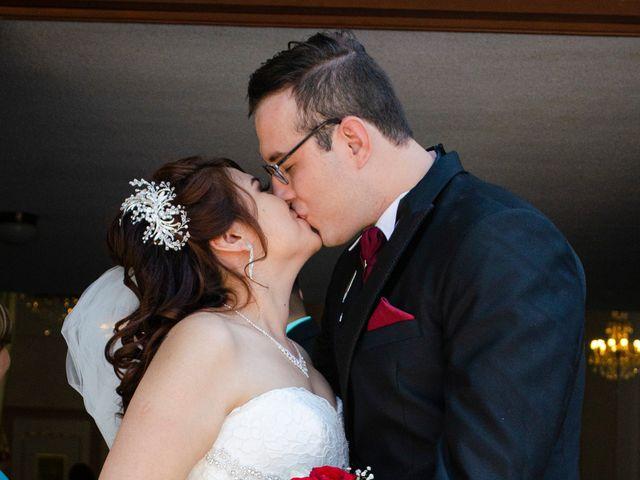La boda de Gustavo  y Estefanía  en Lerdo, Durango 8