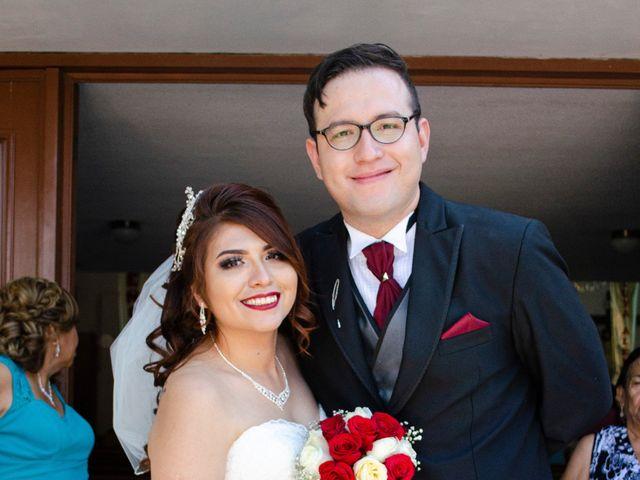 La boda de Gustavo  y Estefanía  en Lerdo, Durango 9