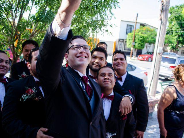 La boda de Gustavo  y Estefanía  en Lerdo, Durango 10