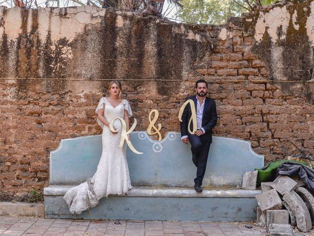La boda de Kary y Chuy