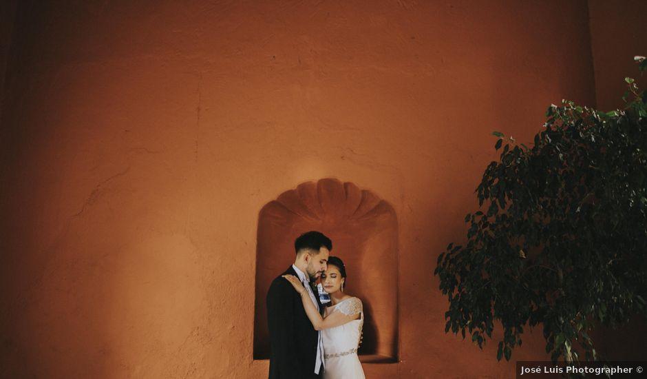 La boda de José Eduardo y Gladys en El Marqués, Querétaro