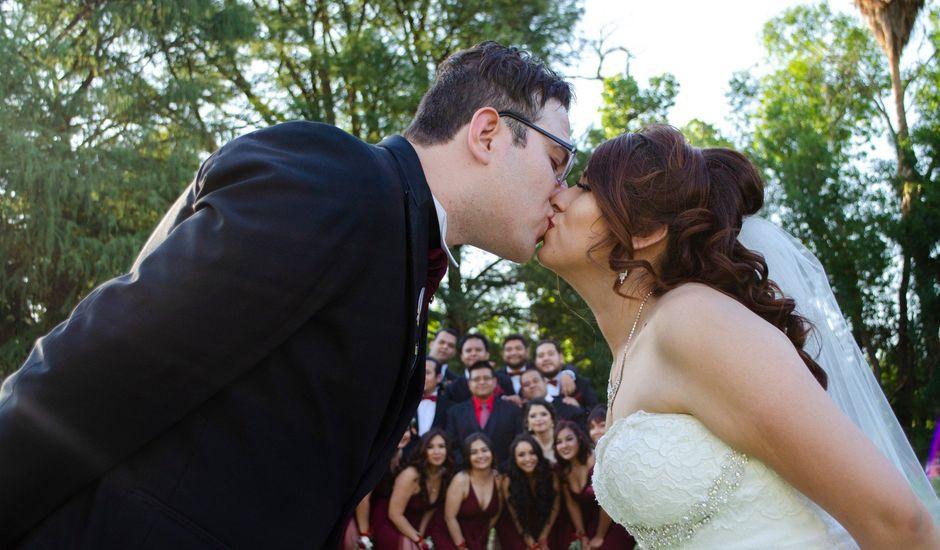 La boda de Gustavo  y Estefanía  en Lerdo, Durango