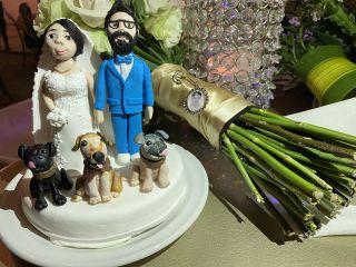 La boda de Martha de Lourdes y Isaí  1
