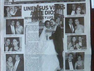 La boda de Reyna y Luis 1