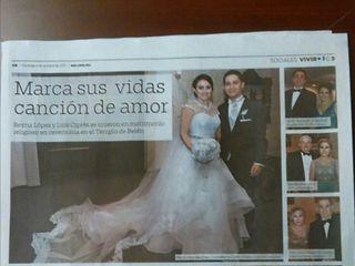 La boda de Reyna y Luis 2