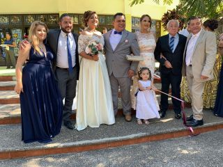 La boda de Aylin  y Martin  1