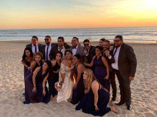 La boda de Aylin  y Martin