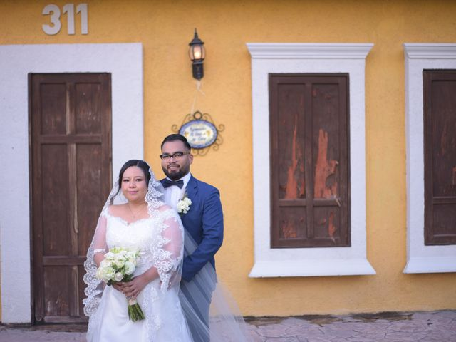 La boda de Martha de Lourdes y Isaí