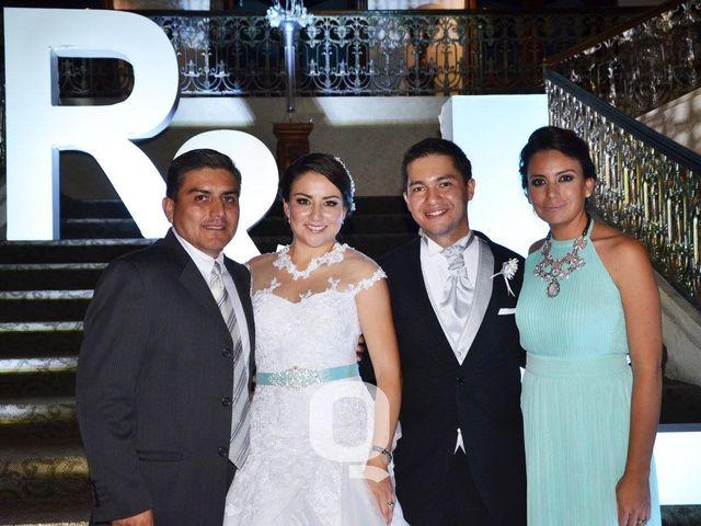 La boda de Reyna y Luis